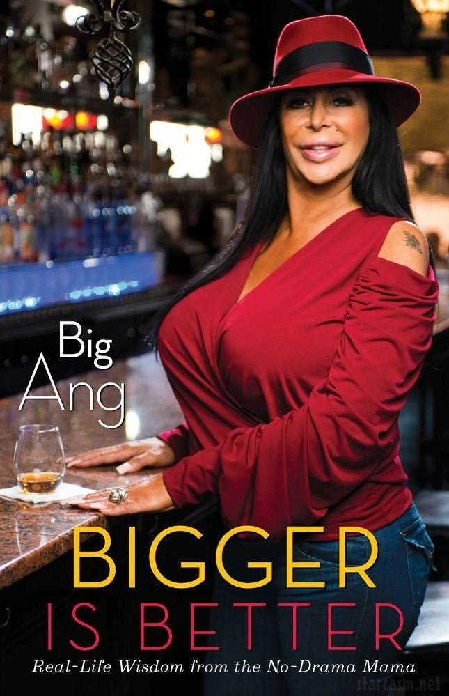 Angela Raiola's book Bigger is Better
