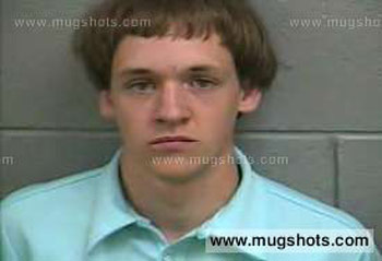 Breaking Amish star Abe Schmucker mug shot photo for public intoxication arrest in 2008