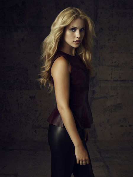 Vampire Diaries Season 4 Claire Holt as Rebekah Mikaelson