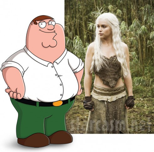 Family Guy's Seth MacFarlane rumored to be dating Game of Thrones' Emilia Clarke