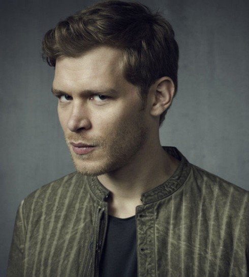 Vampire Diaries Season 4 Joseph Morgan as Klaus Mikaelson