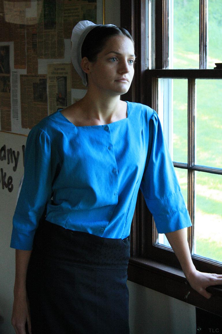 MUG SHOT Breaking Amish's Kate Stoltzfus arrested for DUI, plus