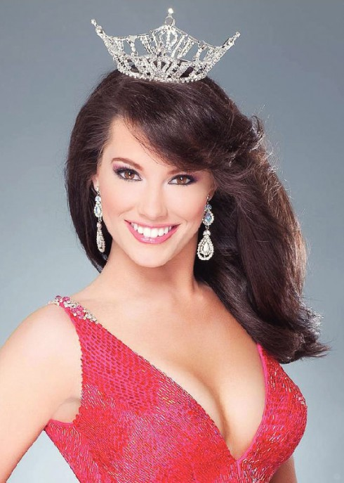 Miss Georgia 2011 Michaela Grace Lackey