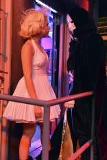 Pretty Little Liars's Hanna dressed as Marilyn Monroe from 2012 Halloween Special