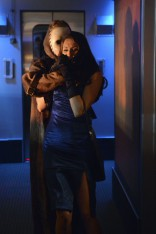 Spencer attacked by A in Pretty Little Liars Halloween Special from Season 3