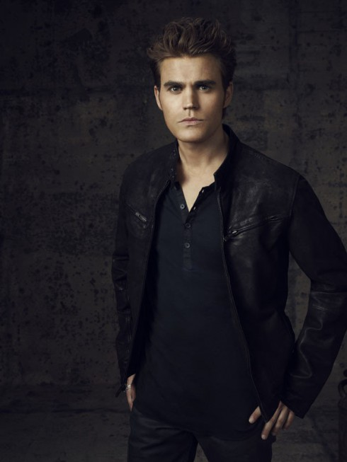 Vampire Diaries Season 4 Paul Wesley as Stefan Salvatore