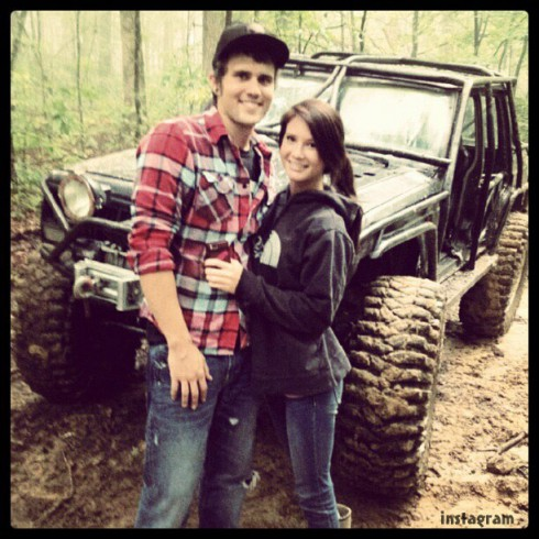 Maci Bookout's ex Ryan Edwards with girlfriend Dalis Connell