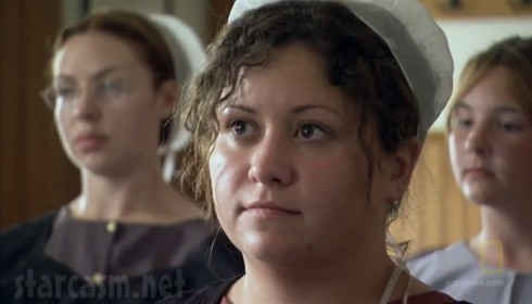 Was Breaking Amish's Sabrina also in Amish at the Altar on National Geographic