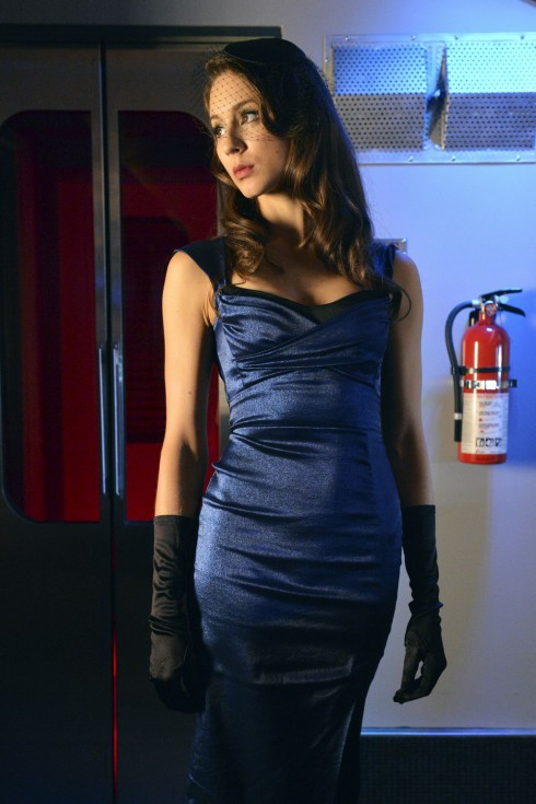 Pretty Little Liars Spencer Halloween costume from Season 3