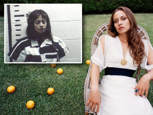Fiona Apple addresses her Texas arrest for hashish marijuana possession on stage in Houston