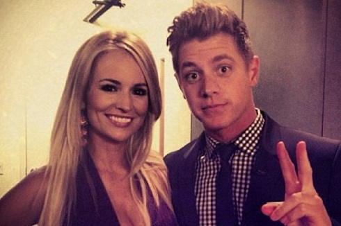 'Bachelorette' couple Emily Maynard and Jef Holm