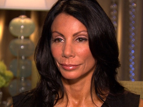 Danielle Staub formerly of 'Real Housewives of New Jersey'