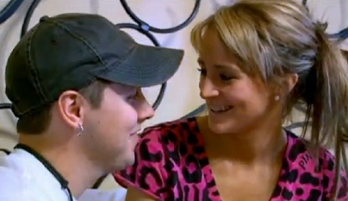 Jeremy Calvert asks Leah Messer to marry him