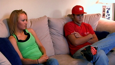 Maci Bookout and Ryan Edwards appear in 'Teen Mom' season 1