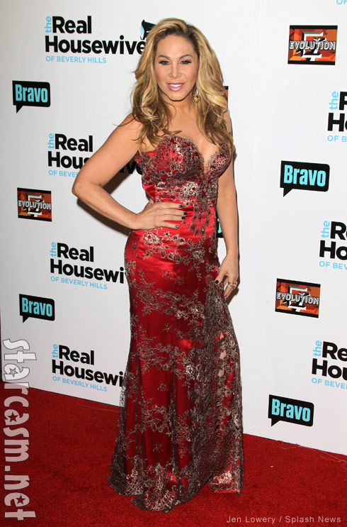 Adrienne Maloof Real Housewives of Season 3 Premiere