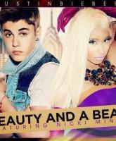 Beauty And A Beat nicki minaj