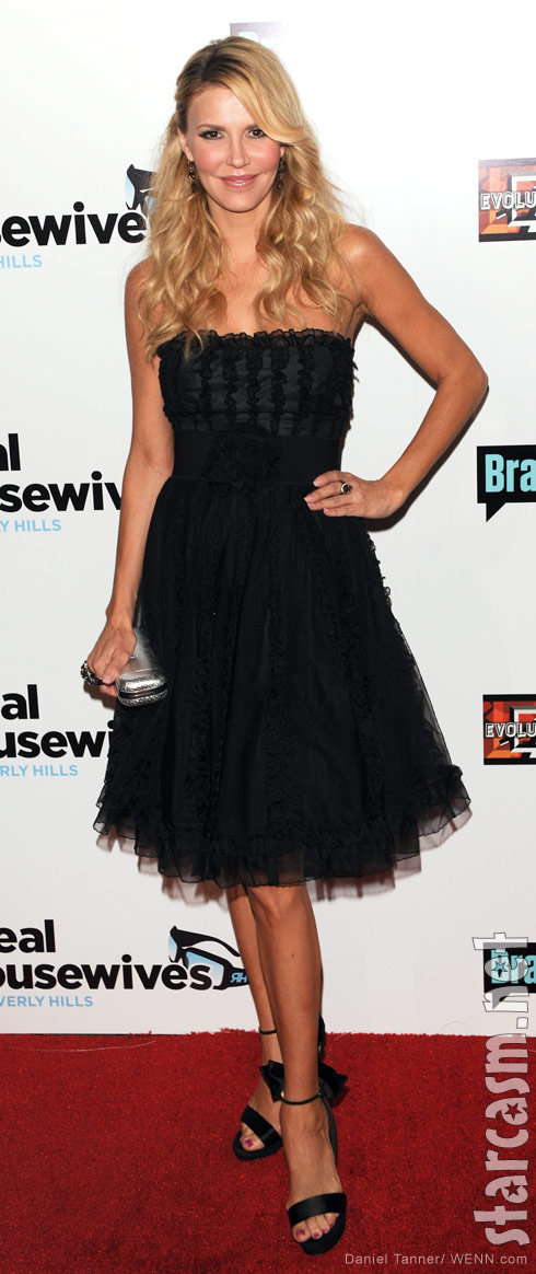 Brandi Glanville Real Housewives of Beverly Hills Season 3 Premiere