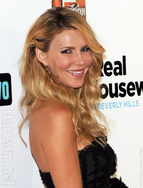 Brandi Glanville The Real Housewives of Beverly Hills Season 3 Premiere party