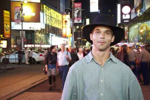 Jeremiah Raber from Breaking Amish on TLC