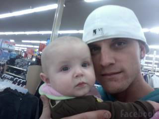 Jenelle Evans' new boyfriend Courtland Rogers with his daughter JaJa Jordan Lewis photo 3