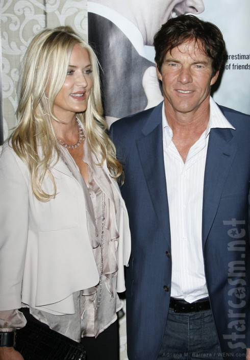 Dennis Quaid and wife Kimberly Buffington-Quaid announce separation