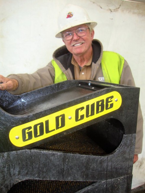 Dakota Fred Hurt Gold Cube Gold Rush 3 Porcupine Creek 2012