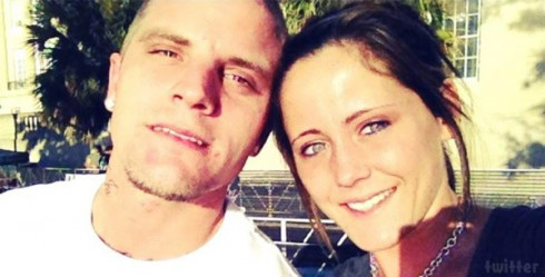 Jenelle Evans and new boyfriend Courtland Rogers at the fair