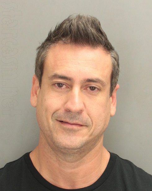 Pedro Luis Rosello mug shot photo from 2012 arrest