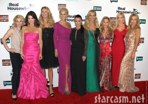 Real Housewives of Beverly Hills Season 3 Premiere cast photo