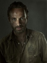 Andrew Lincoln as Rick Grimes on The Walking Dead Season 3 photo