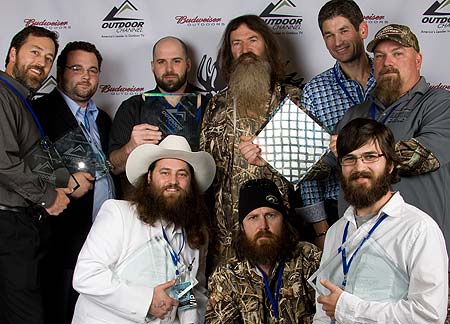 Duck Dynasty Duck Commander Willie Robertson Jase Robertson Jep Alan Phil