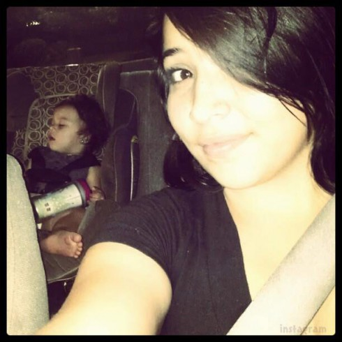 16 and Pregnant Sabrina Solares and daughter Audrey