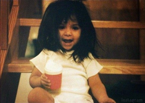 Snooki as a kid photo