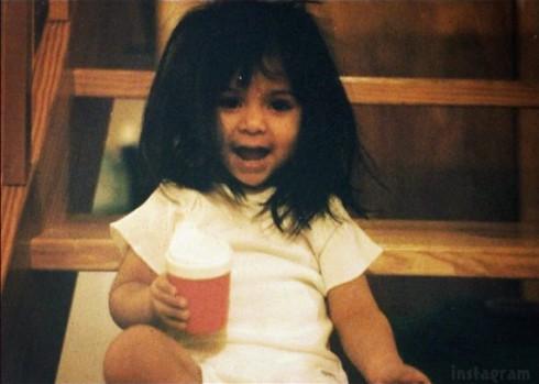 Snooki as a kid photo