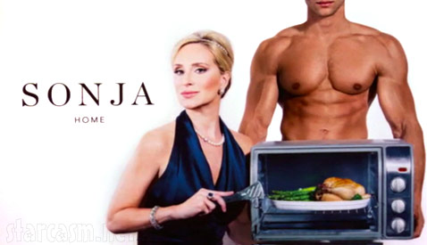 Sonja Morgan's Sonja Home toaster over box