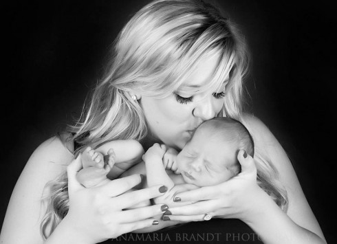 Briana Wolfsmith Culberson and son Troy William Culberson