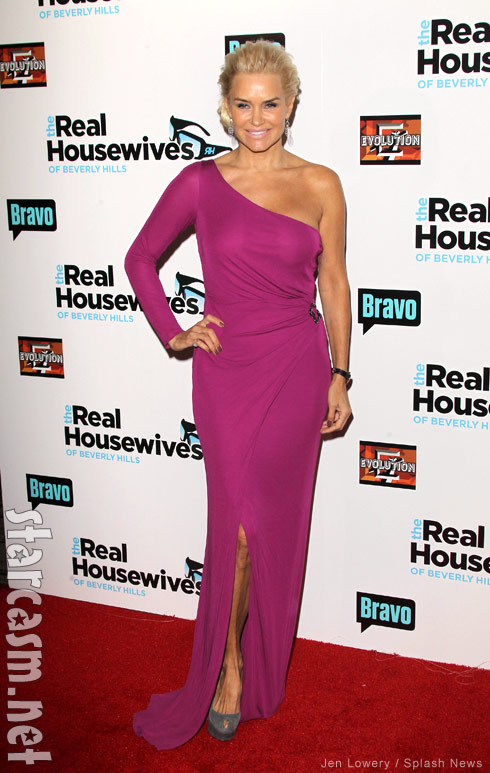 Yolanda Foster Real Housewives of Beverly Hills Season 3 Premiere