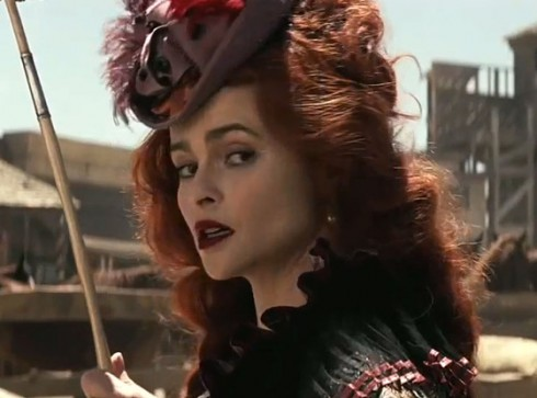 The Lone Ranger Helena Bonham Carter
