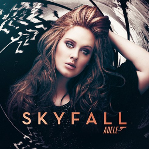 Skyfall single by Adele James Bond theme