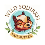 wild squirrel nut butter logo Shark Tank Barbara Corcoran