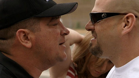 Dave Hester and Jarrod Schulz on 'Storage Wars'