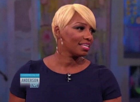 NeNe Leakes appears on 'Anderson Live' with Rosie O'Donnell
