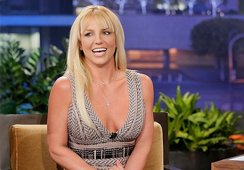 Britney Spears interview
