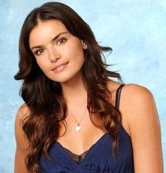 Courtney Robertson 'Bachelor' cast photo