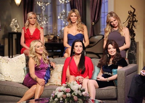 Real Housewives of Beverly Hills season 2 reunion show