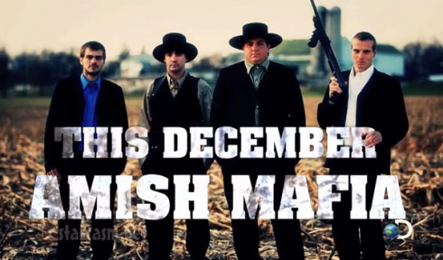 Amish Mafia show on Discovery