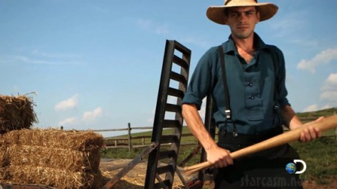 Reality show Amish Mafia on Discovery