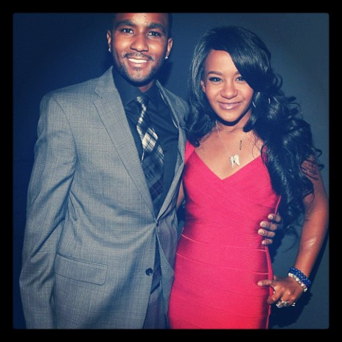 Bobbi Kristina and Nick Gordon together