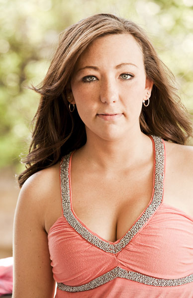 MTV Buckwild cast photo of Ashley Whitt