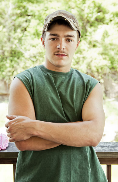 MTV Buckwild Shain Gandee cast photo